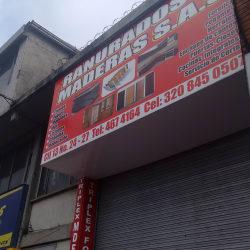 Ranurados y Maderas SAS en Bogotá