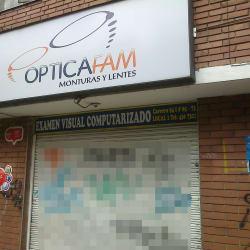 Opticafam en Bogotá