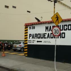 Madrugón Parqueadero Público en Bogotá