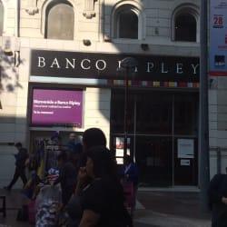 Banco Ripley Ahumada en Santiago