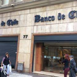 Banco de Chile - Ahumada / Moneda  en Santiago
