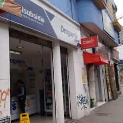Droguería Colsubsidio Calle 60 en Bogotá