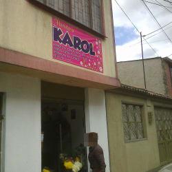 Floristería Karol en Bogotá
