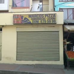 Marcos Pizza en Bogotá