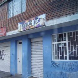 Marce Bar  en Bogotá