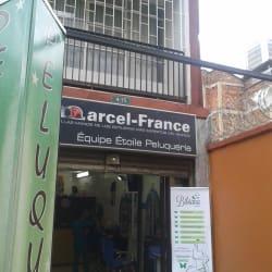 Marcelfrance en Bogotá
