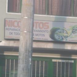 Nicomotos en Bogotá