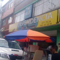 La Independencia     en Bogotá