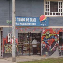La Tienda de Santi  en Bogotá