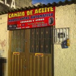 Montallantas Carrera 96 con 69 en Bogotá