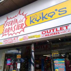 Feria del Brasier Solo Kukos en Bogotá