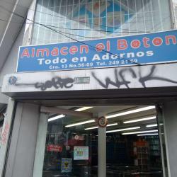 Almacén El Botón  en Bogotá