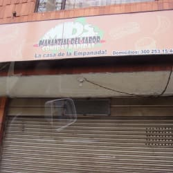 Manantial del Sabor en Bogotá