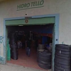 Bodega mayorista hidrotello en Bogotá