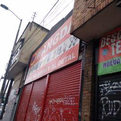 Wangda en Bogotá