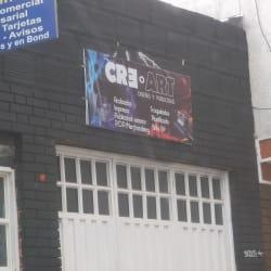 Cre . Art en Bogotá