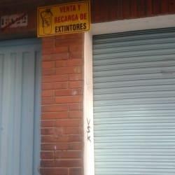 Venta y Recarga De Extintores en Bogotá