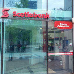 Cajero Automático Scotiabank - Apoquindo 2902 en Santiago