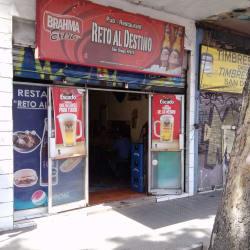 Reto Al Destino en Santiago