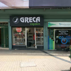 Zapatos Greca - Dos Caracoles Providencia en Santiago
