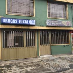 Autoservicio La Europa E U en Bogotá