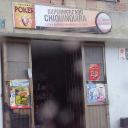 Supermercado Chiquinquira  en Bogotá