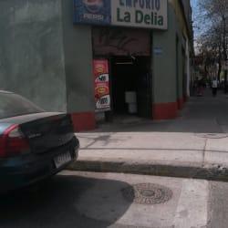 Emporio Delia en Santiago