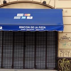 Rincón de la Pizza en Santiago