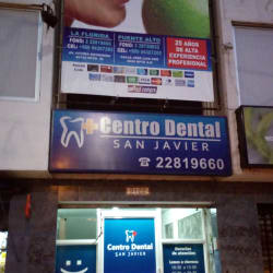 Centro dental San Javier en Santiago
