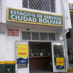 Estacion de Servicio Ciudad Bolivar en Bogotá