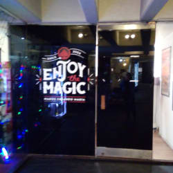 Enjoy the Magic en Santiago