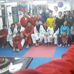 Club Deportivo Formadores De Taekwondo en Bogotá