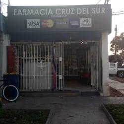 Farmacias Cruz del Sur en Santiago