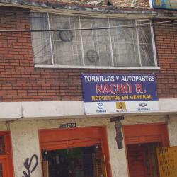 Tornillos y Autopartes Nacho R. en Bogotá