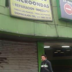 Hornos Microondas  en Bogotá