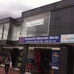 Drogueria Mazuren Norte en Bogotá