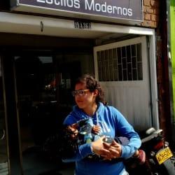 Estilos Modernos Peluquería en Bogotá