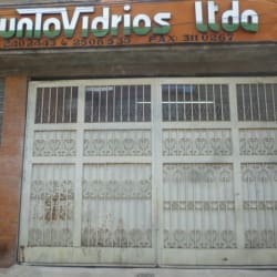 Punto Vidrios Ltda en Bogotá