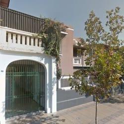 kombi hostel en Santiago