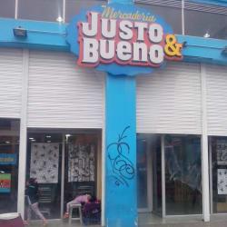 Mercadería Justo y Bueno Centro Veracruz en Bogotá
