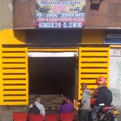 Motolavado JR  en Bogotá