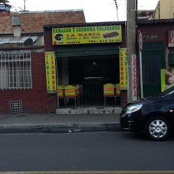 Tamales y Lechona Tolimense La María en Bogotá