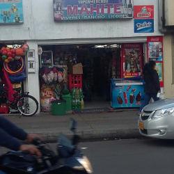 Supermercado Mahite en Bogotá