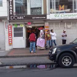 D´Casa Decoración en Bogotá