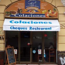 COLACIONES BULNES en Santiago