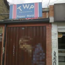TWP Peque's World en Bogotá