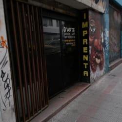 Imprenta en Santiago
