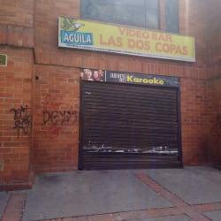Video Bar Dos Copas en Bogotá