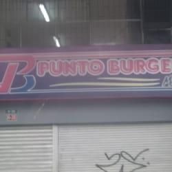 Punto Burguer Max en Bogotá