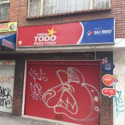 Paga Todo Carrera 77A con 70 en Bogotá